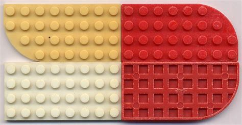 Evolution Of The Early Lego Thinplates