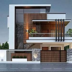 Most, Popular, Modern, Dream, House, Exterior, Design, Ideas