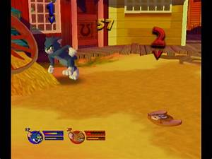 Tom and Jerry in War of the Whiskers for GameCube Review