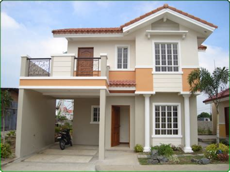2 floor house 2 story house designs and floor plans in the philippines escortsea