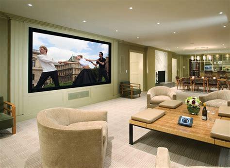 B&g Home Interiors : 15 Contemporary Media Room Designs