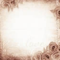 rustic wedding photo album retro flower borders background image millions