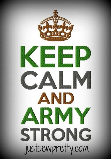 Army Strong Quotes Quotesgram