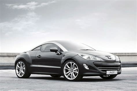 New Peugeot Rcz Coupe Officially Revealed (details And