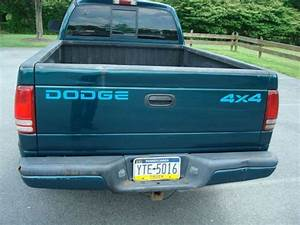 Buy Used 1997 Dodge Dakota 5 Speed Manual 4x4 92 000