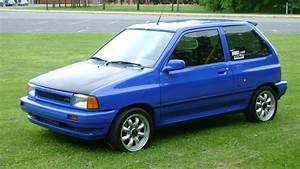 Bleuazur 1993 Ford Festiva Specs  Photos  Modification