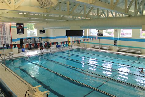 Summit Area Ymca Pools & Gym Closed For Deep Freeze Meet