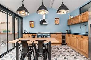Cuisine Deco Industrielle : photographies d 39 int rieur cuisine industrielle toulouse pixcity ~ Carolinahurricanesstore.com Idées de Décoration
