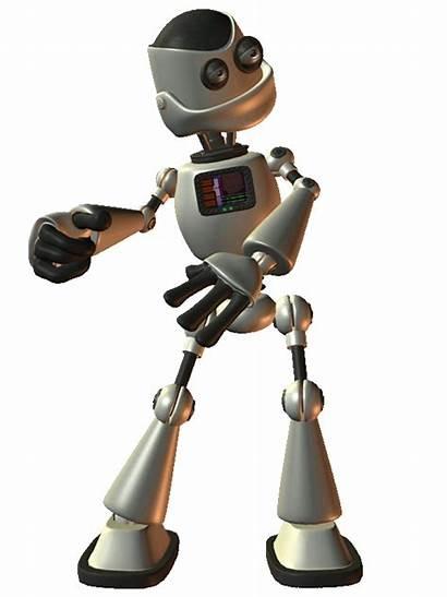Robot Robots Animados Robotica Tecnologia Letras Entretenimiento