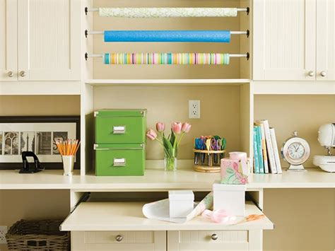 get craft area storage from california closets