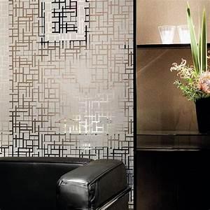l le film adhesif cest simple a poser venez voir With salle de bain design avec film décoratif pour fenêtre