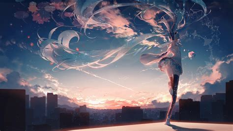 chill anime hd wallpapers wallpaper cave