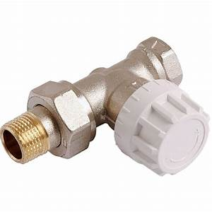Robinet Thermostatique Danfoss 3 8 : robinet de radiateur droit thermostatique f 3 8 senso ~ Edinachiropracticcenter.com Idées de Décoration