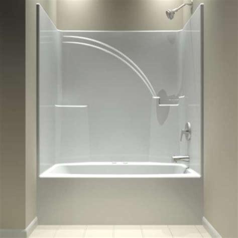 piece bathtub shower unit decor ideasdecor ideas
