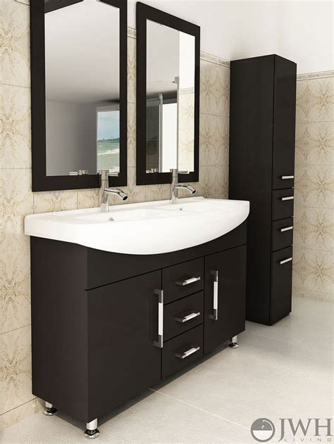 modern vanities images  pinterest bathroom