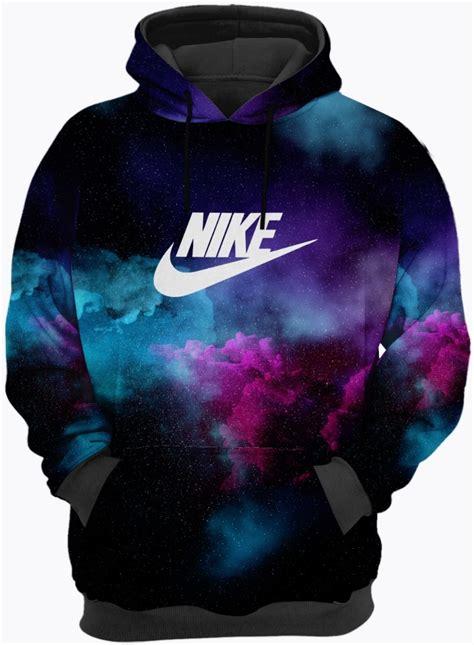 Blusa De Frio Moletom Nike Galaxia Top R$ 169 99 em