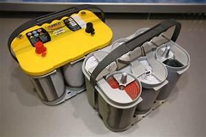 Peut On Recharger Une Batterie Sans Entretien : fiches accessoires batterie optima pour camping car ~ Medecine-chirurgie-esthetiques.com Avis de Voitures