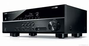 Yamaha Rx-v381 - Manual - Audio Video Receiver