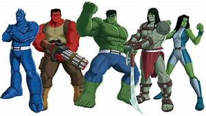 The Hulks by TFPrime1114 | Hulk Fan | Pinterest | Art, The ...