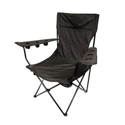 Kingpin Folding Chair With Canopy by Kingpin Folding Chair