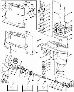 1985 Johnson Outboard Motor Parts