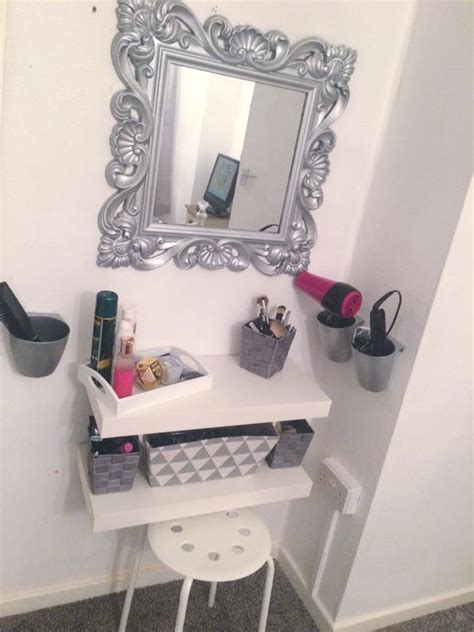 little girls makeup table impressive diy vanity table ikea photos of paint color