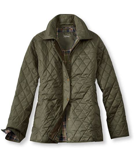 Ll Bean Quilted Riding Jacketlove It Cute Riding