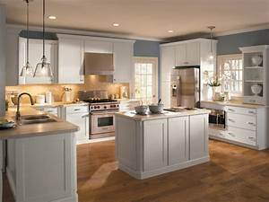 aristokraft cabinetry traditional kitchen With kitchen colors with white cabinets with indiana university wall art