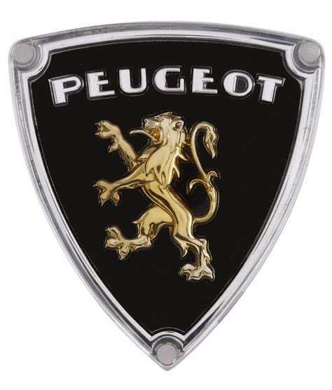 Peugeot Emblem by Peugeot Related Emblems Cartype