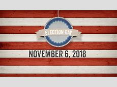Election Day 2018 Democrats Take Control Of House, While