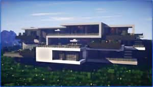 pictures modern mansion minecraft epic modern mansion 60fps