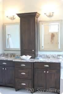 bathroom sink vanity off center sink vanity ideas