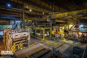 Lackenby Steelworks  Redcar  Uk  U00bb Urbex