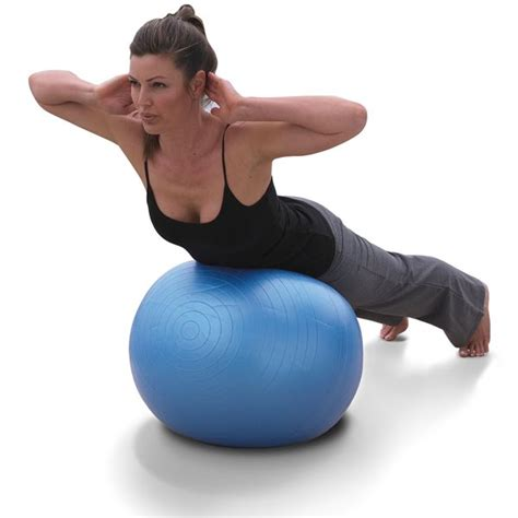 Chaise Ballon Exercice by Exercise Fitness Fitness Ball Exercises
