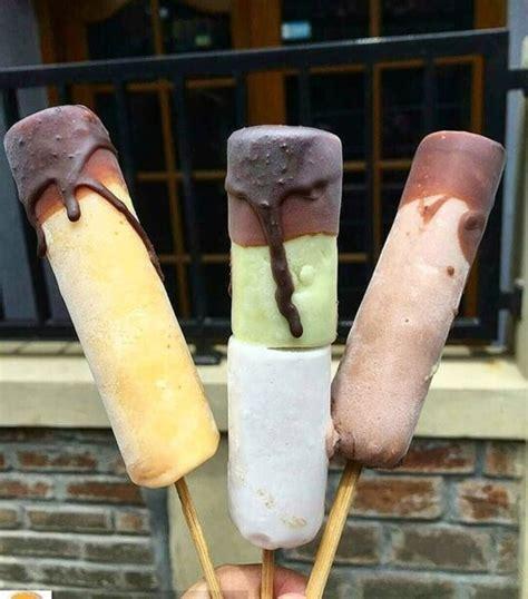 resep es potong jadul lembut aneka rasa