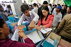 CNRP compiles new petition for King, National, Phnom Penh Post