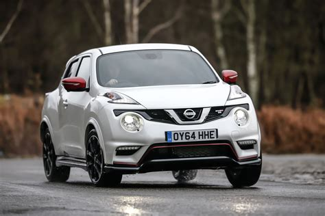 Nissan Juke Nismo RS performance | Autocar