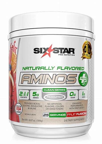 Naturally Flavored Aminos
