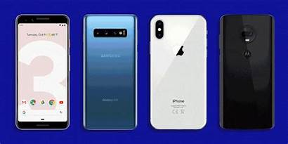 Smartphones Rated Gadgets Tech