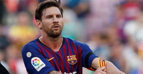 Lionel Messi can only leave Barcelona if €700m release ...
