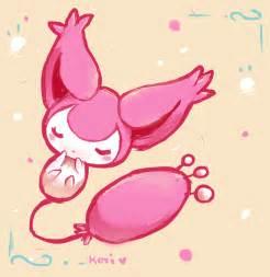 Cute Pokemon Skitty