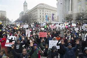 Thousands rally across US over police killings | Daily ...