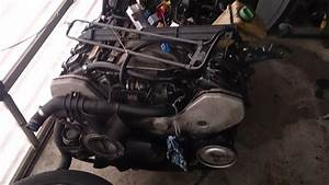 Audi 4 2 Engine Pulled From A 1999 Audi A8