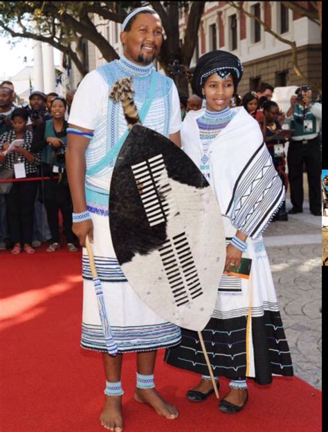 Xhosa Bride And Groom. | Traditional wear | Pinterest | Xhosa Africans and Traditional
