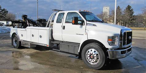 century  medium duty wrecker ford