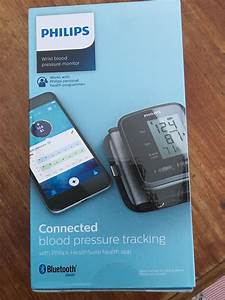 Philips Health Watch  Bluetooth Blood Pressure Monitor