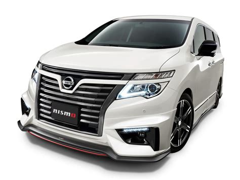 nissan elgrand nismo performance package