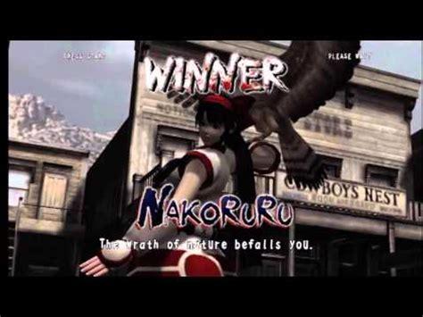 Jojo Anime Ger Sub Samurai Shodown V Special All Fatality Hyper Forfeit