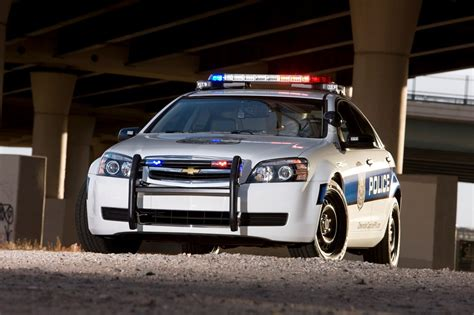 2011 Chevrolet Caprice Police Car Introduced