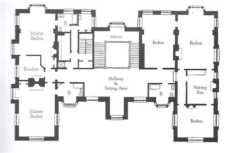 English Mansion Floor Plans  Homes Floor Plans